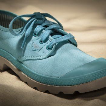 produktfotografie eines Schuhs